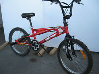 BMX GAMES FREE STYLE ROUES 20""