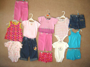 Clothes, Dresses 18, 18-24, 24 m, sz 2 / Shoes sz 4, 5, 6