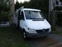 Sprinter Dodge Mercedes 2004 weekender diesel