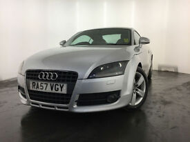 2007 57 AUDI TT FSI AUTOMATIC COUPE SERVICE HISTORY FINANCE PX WELCOME
