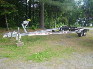 Remorque / trailer Venture Custom VATB  8725