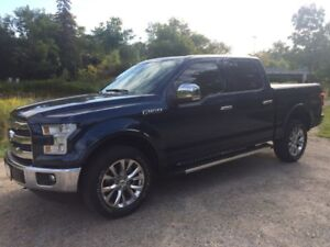 2016 Ford F-150 Lariat Supercrew 502A Pickup Truck