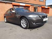 2012 12 BMW 5 SERIES 530I SE 3.0 4D 269 BHP