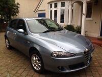 2005 Alfa Romeo 147 - T Spark Lusso, 1.6L Petrol, 5 door