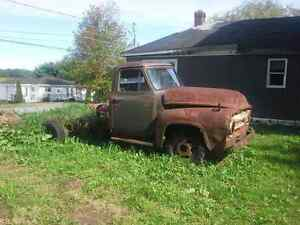 48 ford one ton my b a 53 not sure
