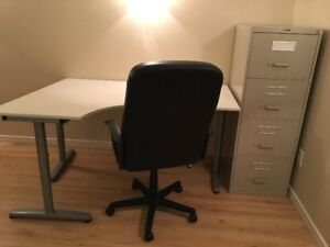 Office Furniture- selling as a set only
