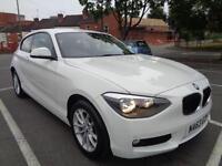 2013 BMW 1 Series 1.6 116i SE Sports Hatch 5dr (start/stop)