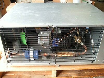 Russell Minicon Air Cooled Semi Hermetic Low Temp Condensing Unit Res150l44-e