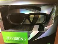 ASUS 3D Vision kit 2 boxed new