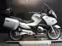 61 BMW R 1200 RT SE MU WITH RADIO 23,000 MILES