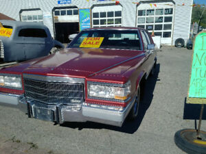 1990 Cadillac Fleetwood Brougham d'Elegance For Sale