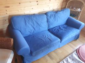 Ikea ektorp 2-seater sofa bed