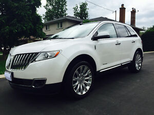 2012 Lincoln MKX Limited Edition SUV, Crossover