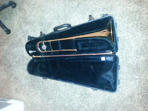 I have a trombone  forsale