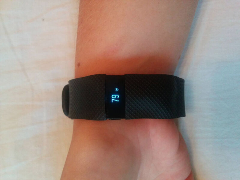 Used Fitbit Charge Hr Small Electronics Kitchener