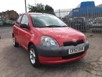 ****TOYOTA YARIS GS RED BARGAIN******