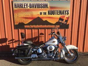 2007 Harley-Davidson FLSTN Heritage Classic