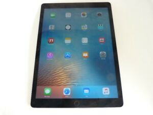 "MINT!! Apple iPad PRO 12.9"" 256GB, Wi-Fi - SPACE GREY + CASE"