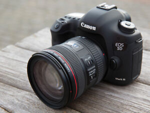 Canon 5D Mark iii - Needs a new home!