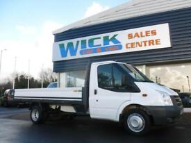 2009 Ford TRANSIT 350 E/F DRW 115ps DROPSIDE TRUCK Manual Dropside