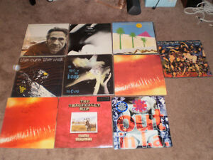 7 THE CURE ALBUMS 2 TRAGICALLY HIP AND RED HOT CHILI PEPPERS