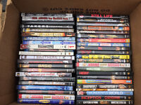 Variety Of 64 DVD's 2.00 Each