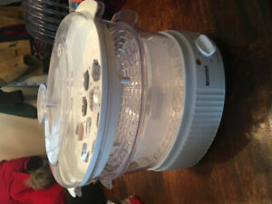 Kenmore stackable food steamer