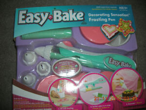 Easy Bake Decorating Frosting Pen