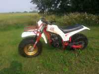 1986 Yamaha Big wheel 200cc 4 stroke