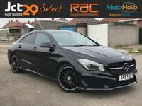 2013 63 MERCEDES-BENZ CLA 2.1 CLA220 CDI AMG SPORT + FULL SERVICE HISTORY