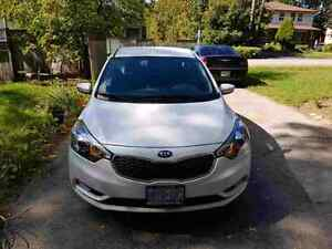 2014 kia forte 16000 tax included