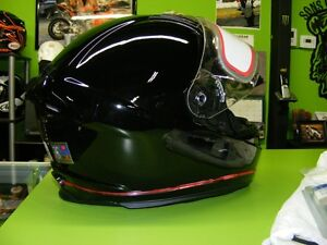 ZOX - Helmet LED Lights - S to 3XL - Electric Visor at RE-GEAR Kingston Kingston Area image 4