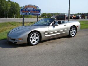 1999 CHEVROLET CORVETTE***CONVERTIBLE***ONLY 83000KM***