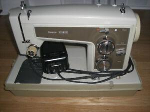 Vintage: Sears - KENMORE, Sewing Machine