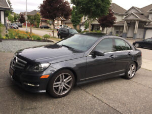 2013 Mercedes Benz C300W For Sale