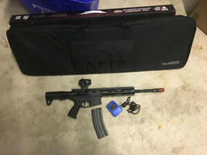 G&G RAIDER 2.0E & Red dot Reticle (Airsoft/Paintball NOT REAL)