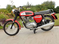 BSA ROCKET 3 1969 750cc MATCHING NUMBERS MOT'd 08/18