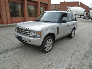 2004 Land Rover Range Rover HSE - SOLD