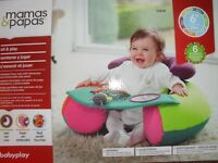 M&P Sit and Play Baby Positioner
