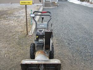 Great Snowblower needs to go.WONT LAST LONG