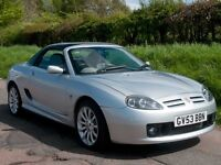 Excellent example of Convertible MG TF. First class condition must be seen