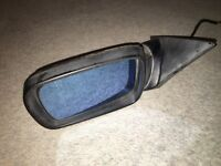 BMW e46 3 series coupe / convertible wing mirror good working order passenger side OSF