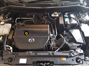 2013 Mazda 3 GX immaculate, low km, female student driven