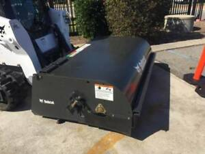 BOBCAT BUCKET SWEEPER ATTACHMENTS FOR SALE Kenwick Gosnells Area Preview
