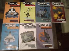 DC Batman The Long Halloween #2,7,9,10,11,12,13 - comics