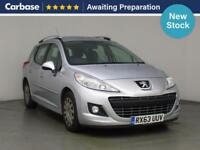 2013 PEUGEOT 207 1.6 HDi 92 Active 5dr