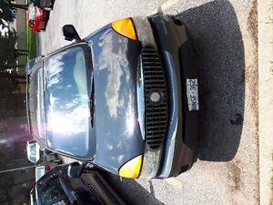 2002 Buick Rendezvous Hatchback