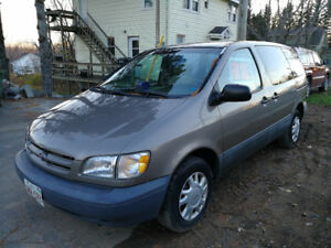 1998 Toyota Sienna CE Other