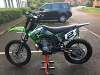 04 KX 250 2STROKE not cr rm yz ktm Crf quad raptor