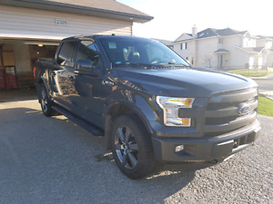 2016 Ford F-150 Lariat FX4 (Taxes Paid)